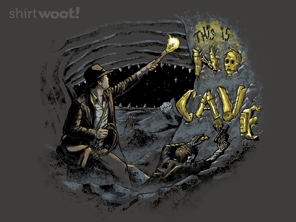 Woot!: Starcheology III: This Is No Cave