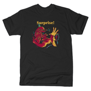 SnorgTees: Surprise Party!
