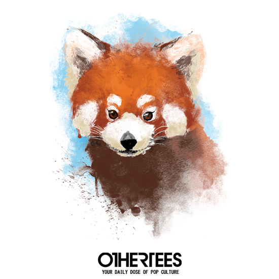 OtherTees: Red Panda Ink