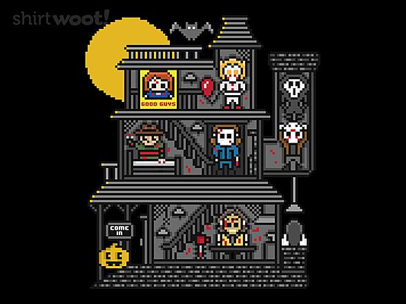 Woot!: Haunted Pixels