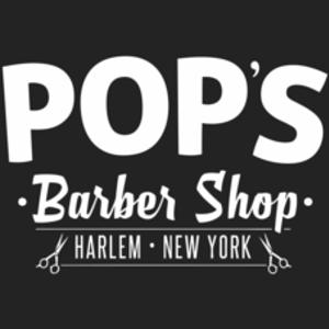 Textual Tees: Pops Barber Shop T-Shirt Luke Cage