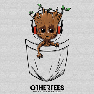 OtherTees: I am in the Pocket