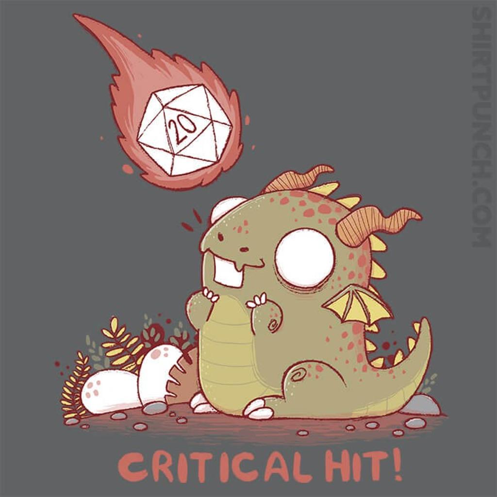 ShirtPunch: Critical Hit