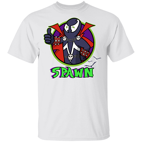 Pop-Up Tee: Spawn Boy