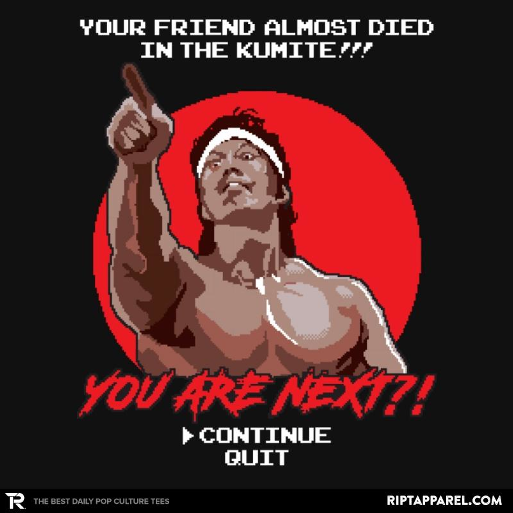 Ript: YOU ARE NEXT?!