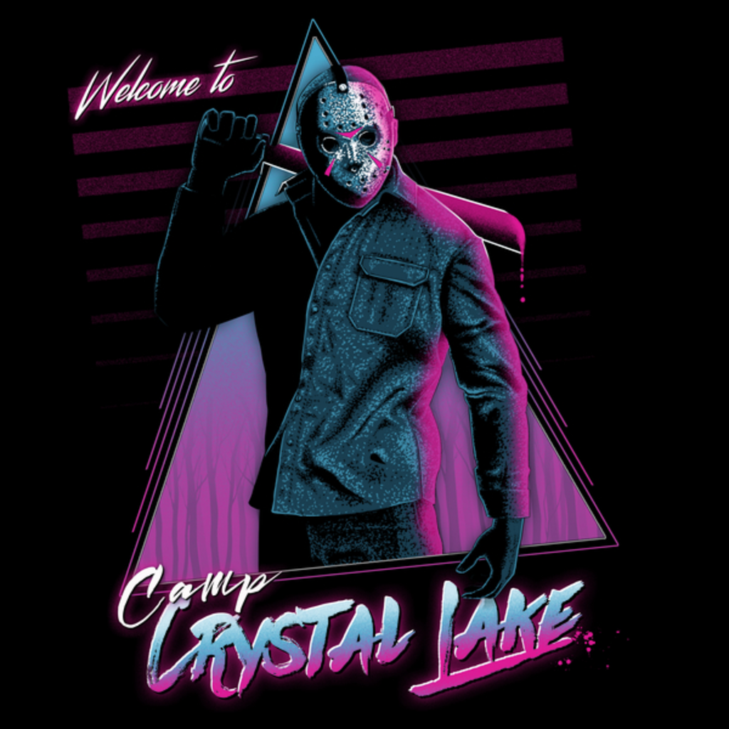 NeatoShop: Welcome to camp crystal lake
