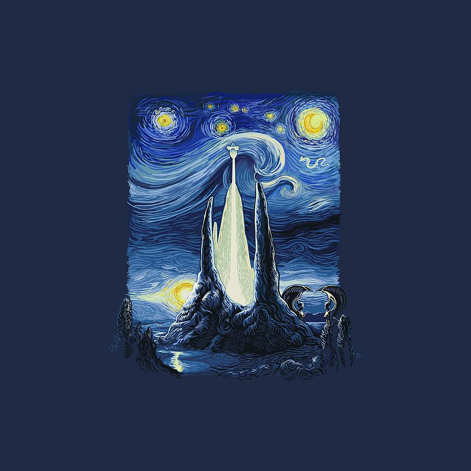 TeeFury: Starry Fantasia