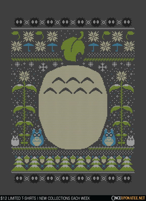 Once Upon a Tee: Friendly Sweater