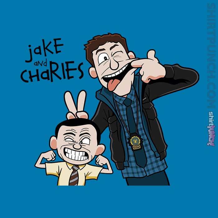 ShirtPunch: Jake And Charles