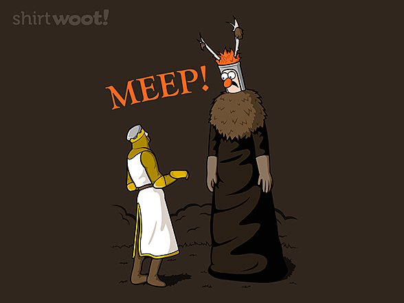 Woot!: The Knight Who Says Meep