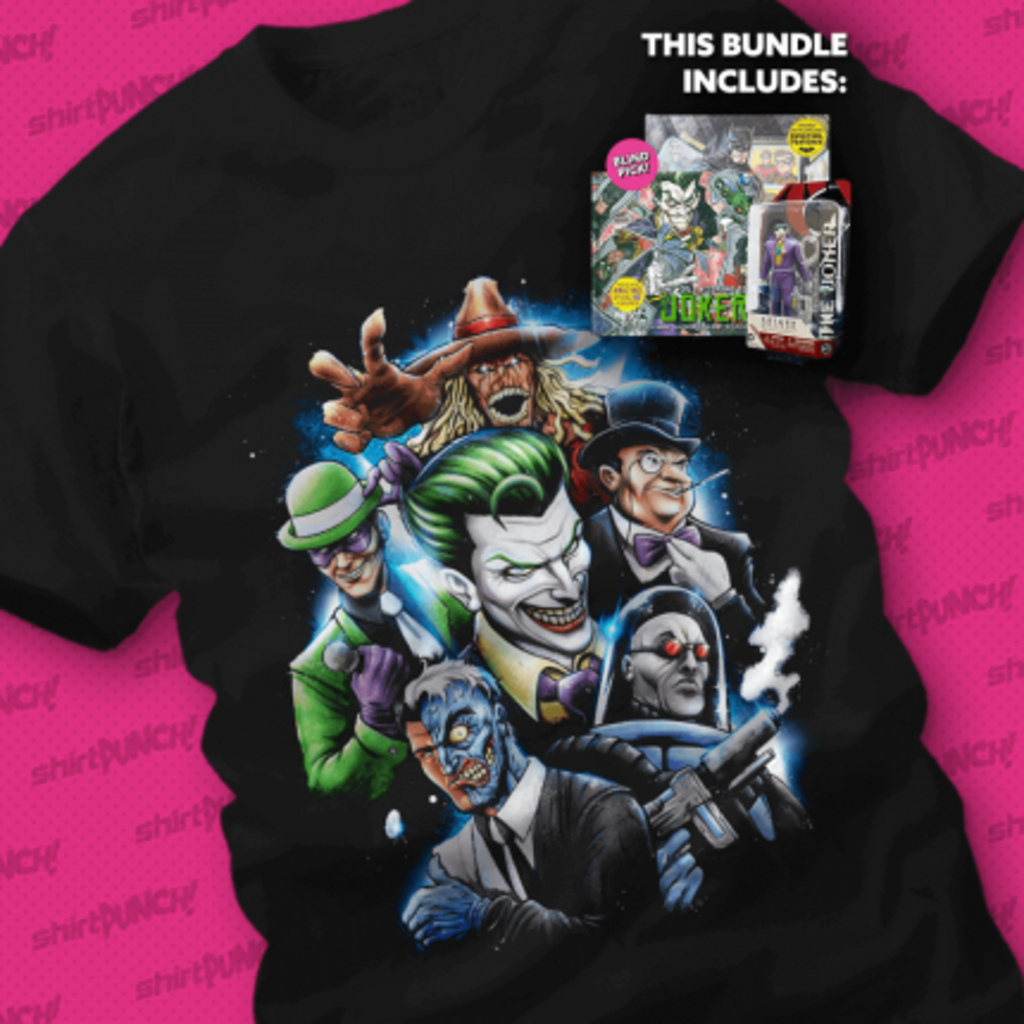 ShirtPunch: Laugh into the New Year Bundle