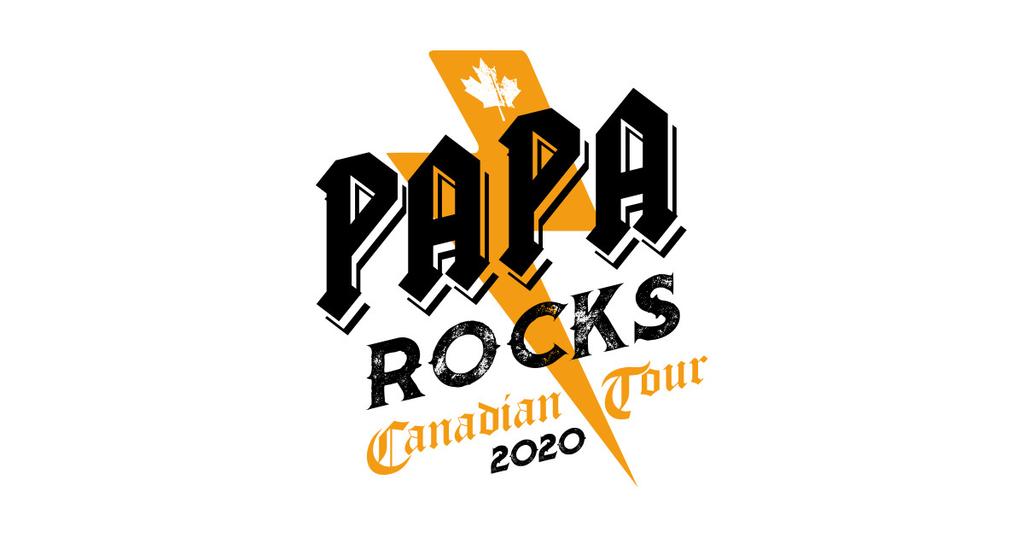 TeePublic: papa rocks