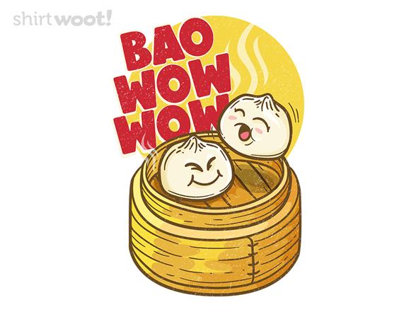 Woot!: Bao Wow Wow