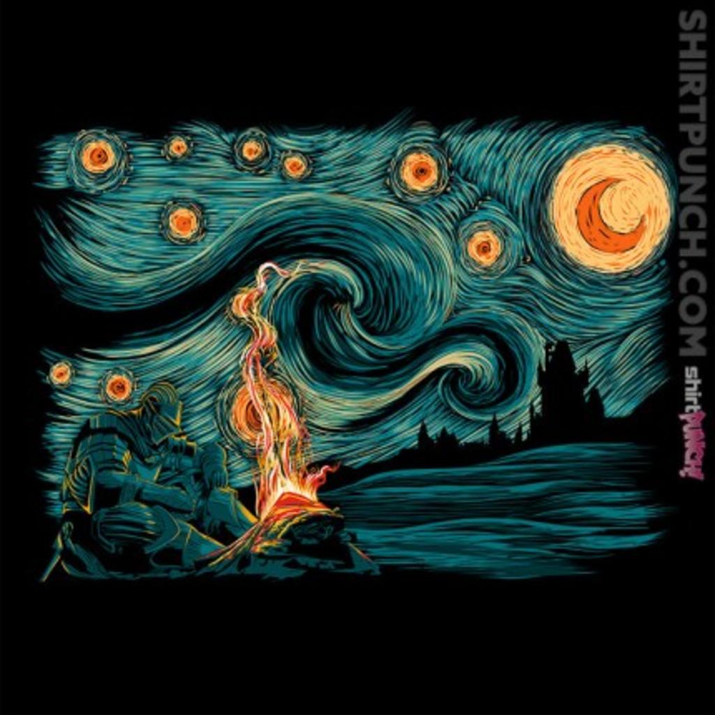 ShirtPunch: Starry Souls