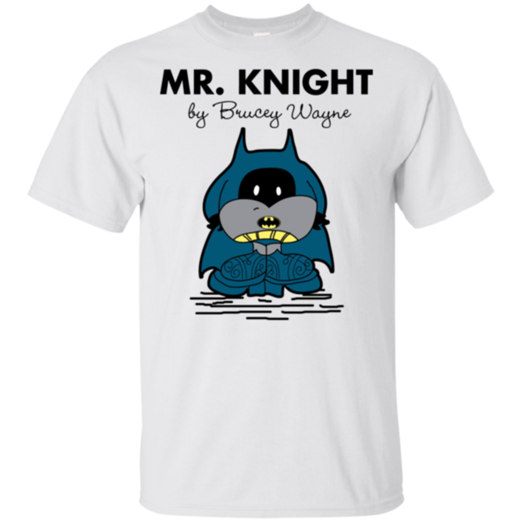 Pop-Up Tee: Mr Knight