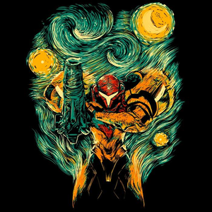 Once Upon a Tee: Starry Hunter
