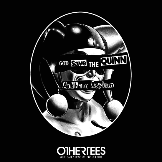 OtherTees: God Save the Quinn
