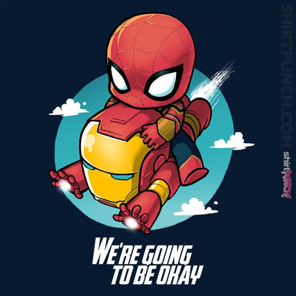 ShirtPunch: We're Going To Be Ok