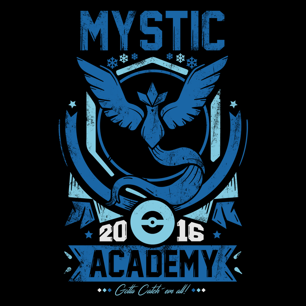 Pop-Up Tee: Mystic Academy