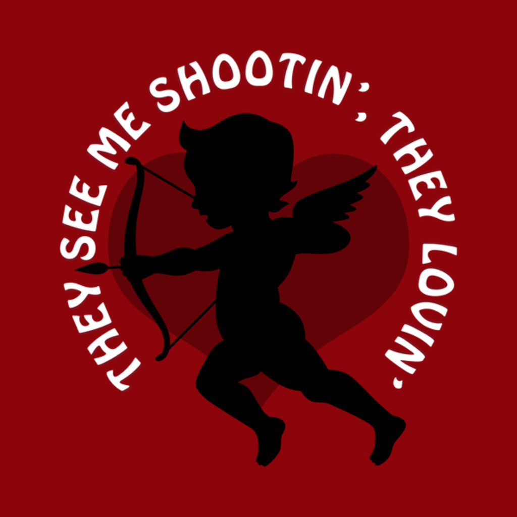 NeatoShop: They see me shootin'