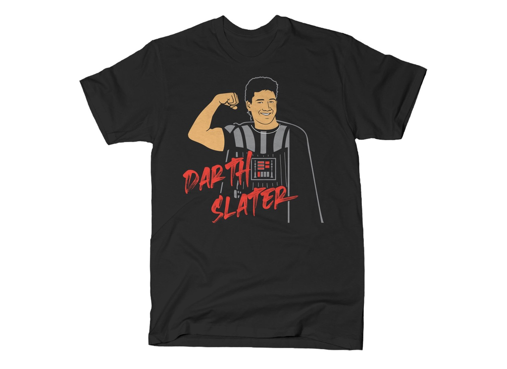 SnorgTees: Darth Slater
