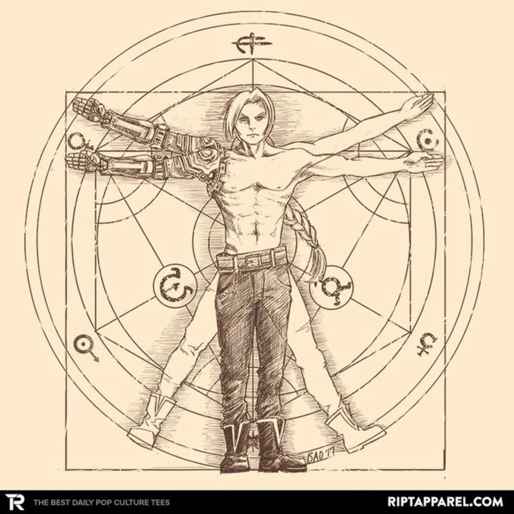 Ript: Vitruvian Alchemist