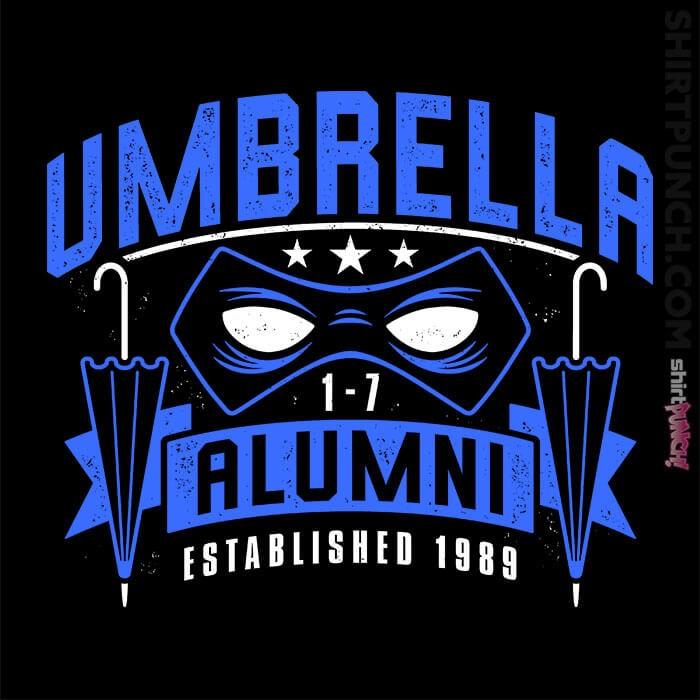 ShirtPunch: Umbrella Alumni