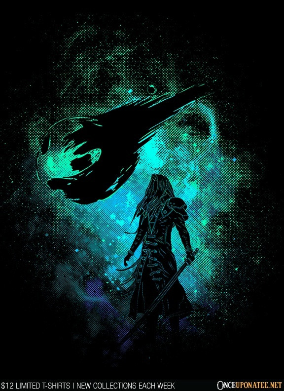 Once Upon a Tee: Fantasy Art