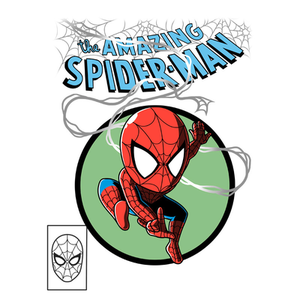TeeTurtle: The Amazing Spider-Man
