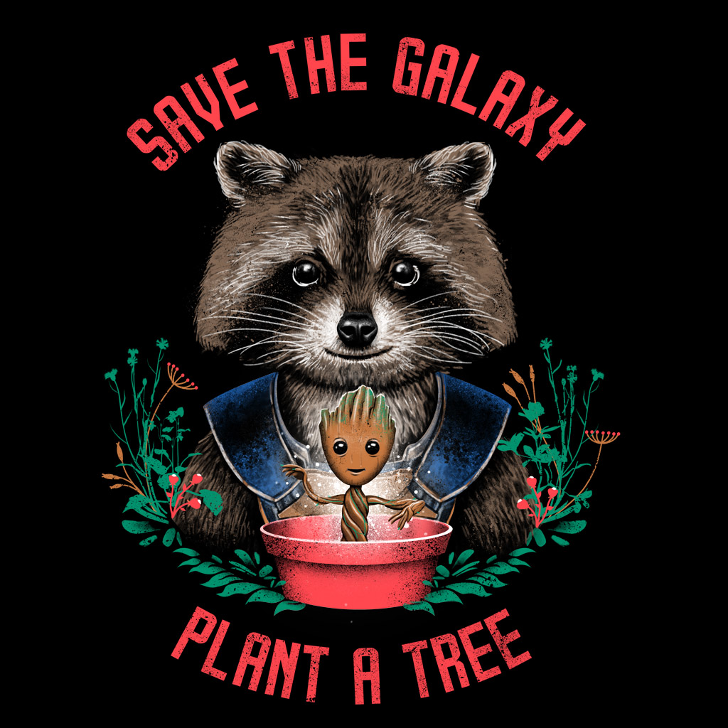 TeeTee: Save the Galaxy