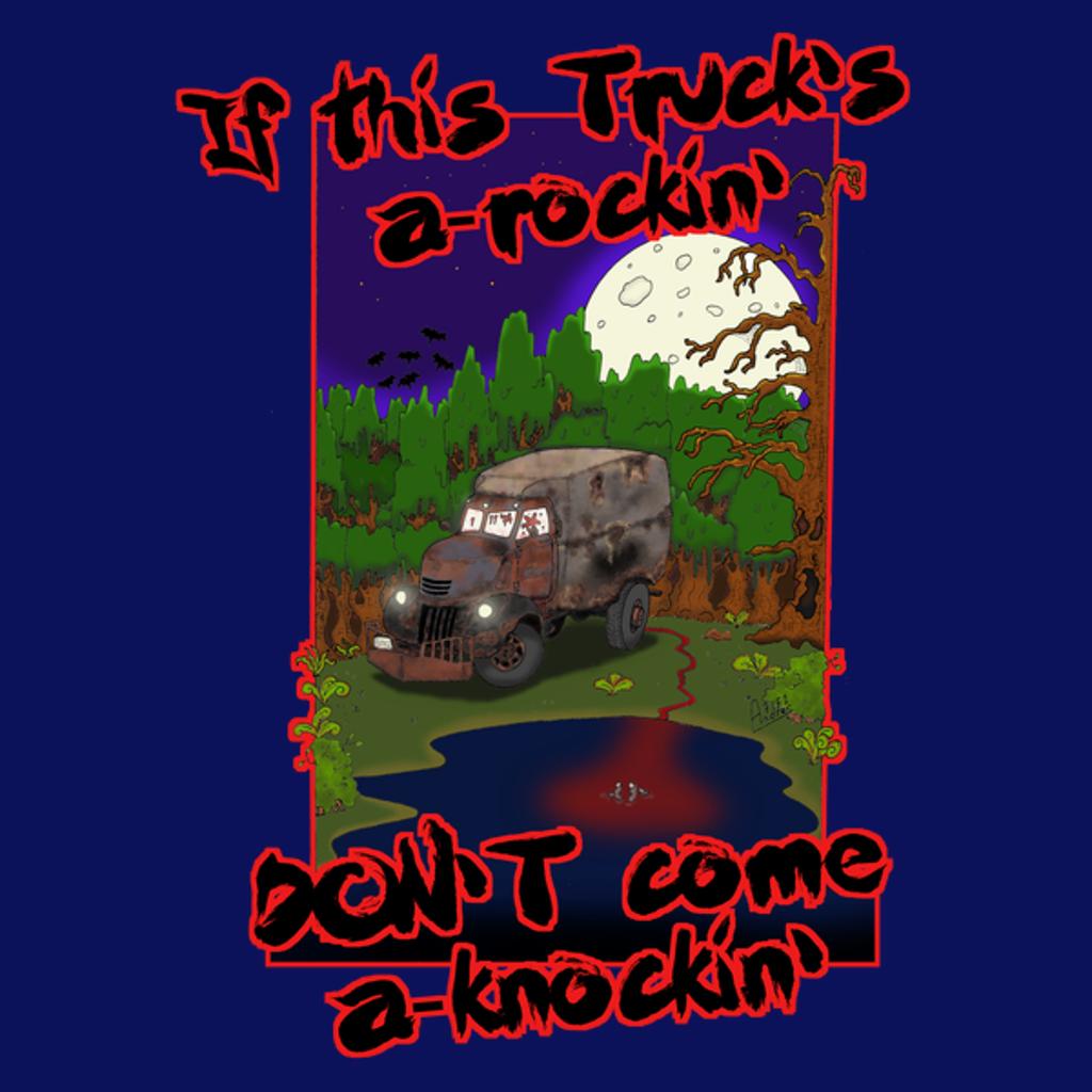 NeatoShop: Creeper Truck