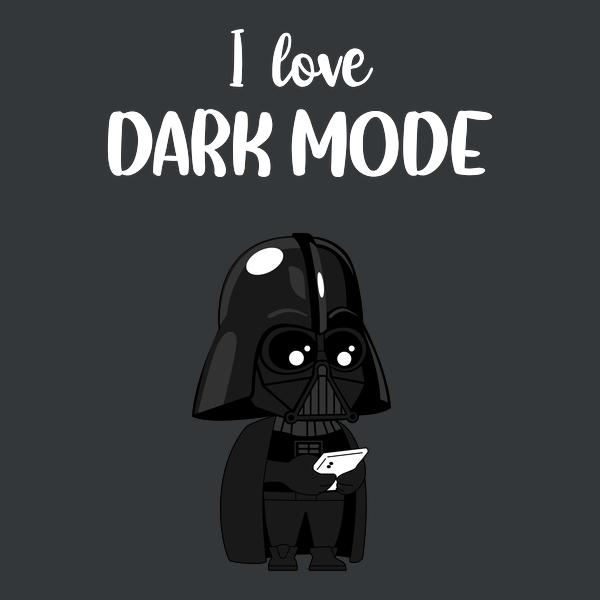 NeatoShop: I love Dark Mode