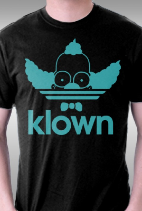 TeeFury: Klown Athletic