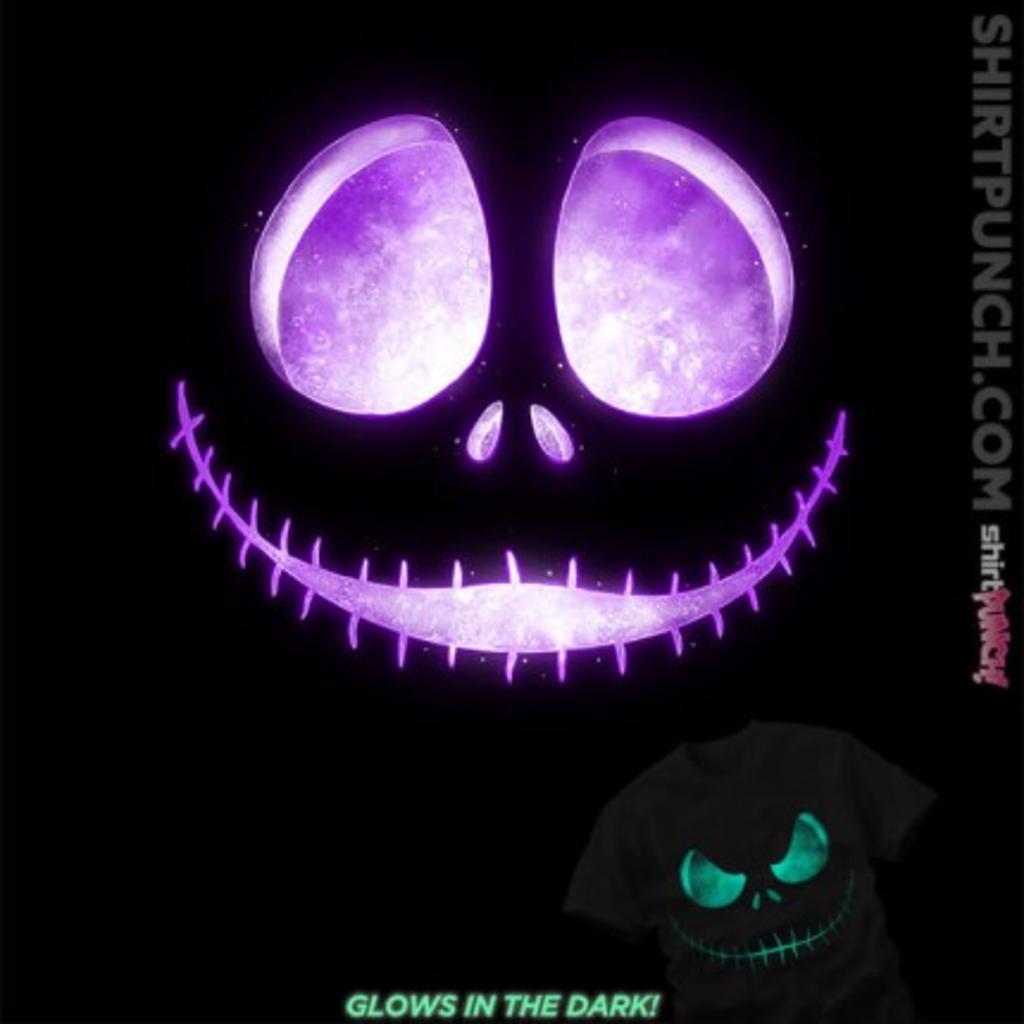 ShirtPunch: Scary Night