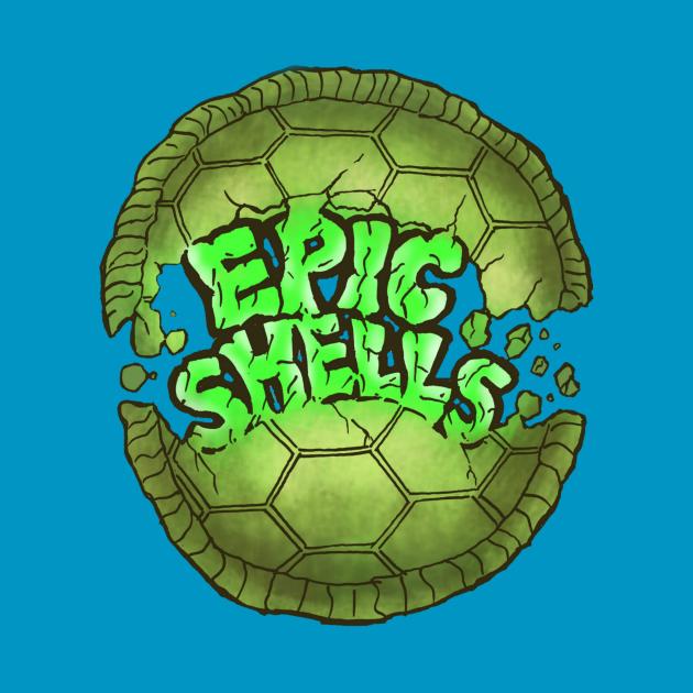 TeePublic: Epic Shells (No Hoodie)