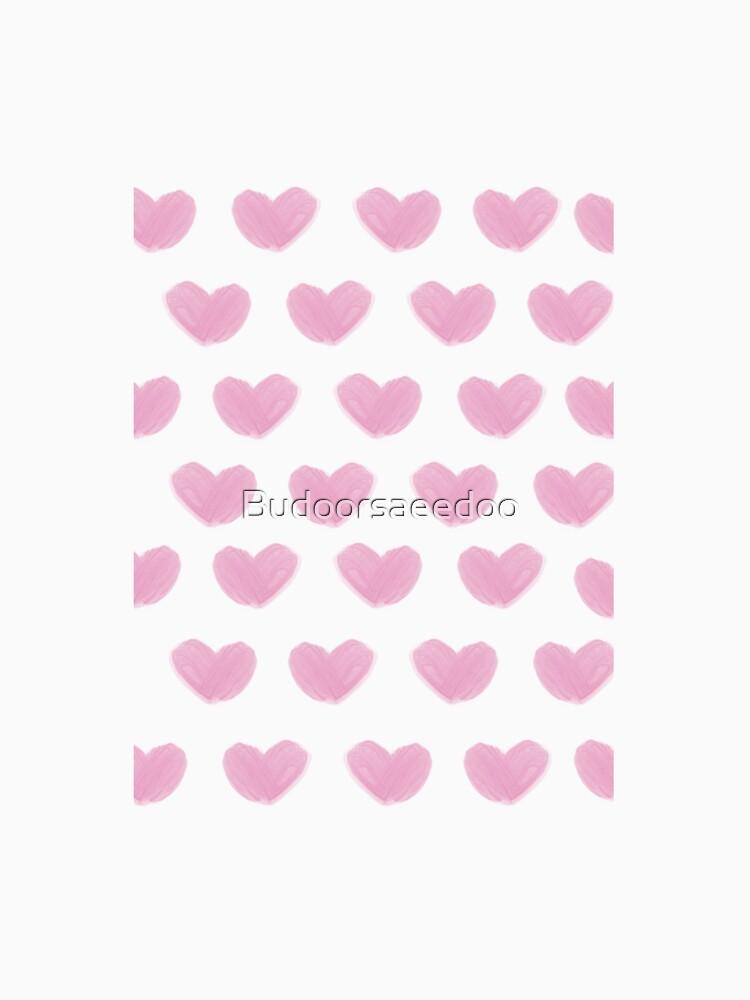 RedBubble: Cute pink heart
