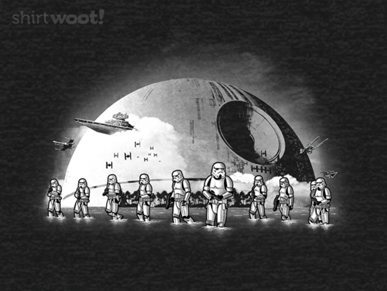 Woot!: Beach Troopers