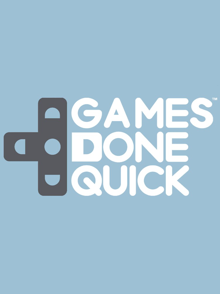RedBubble: Games Done Quick (GDQ)