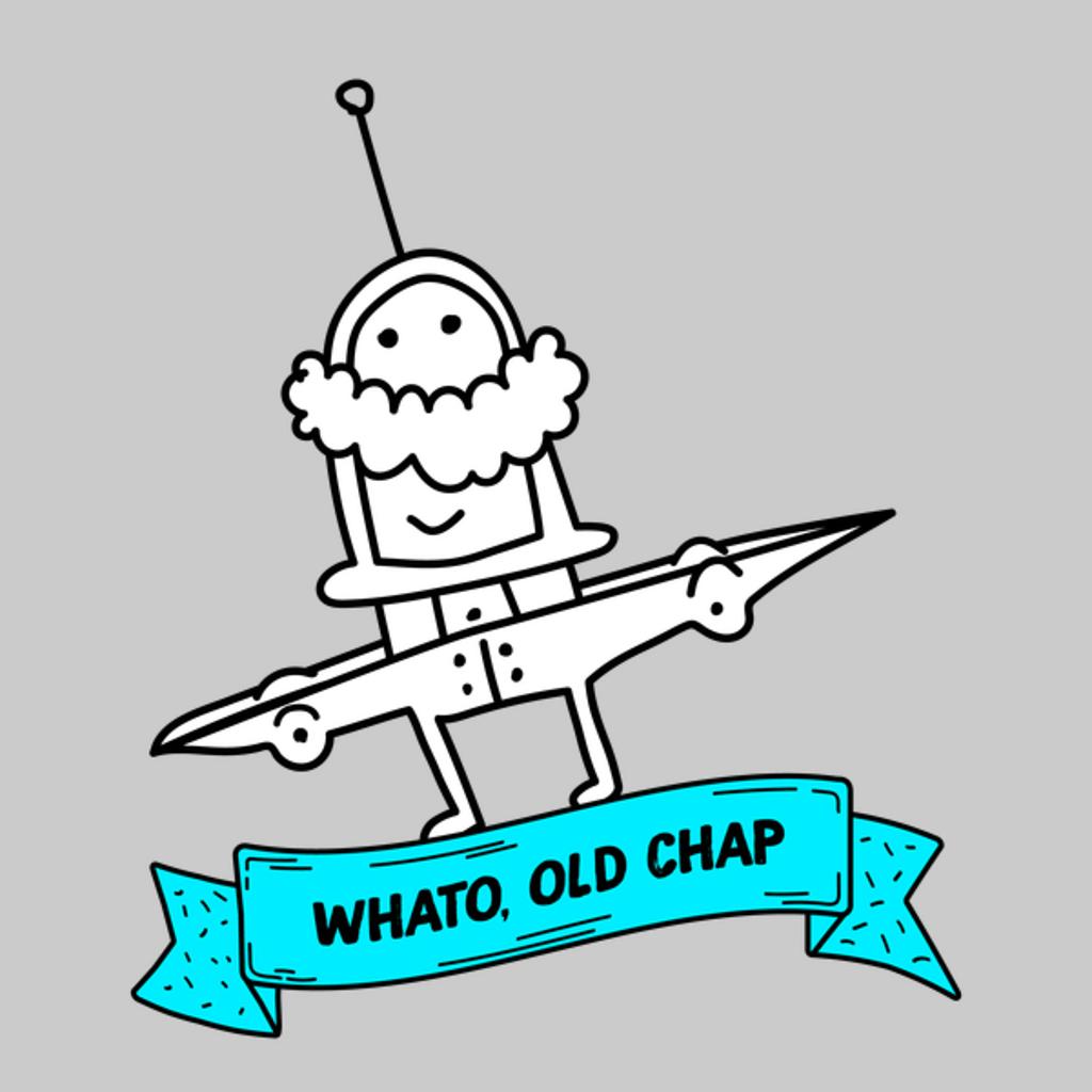 NeatoShop: Whato Old Chap - Porky Roebuck