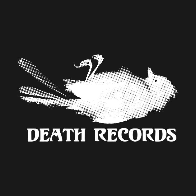 TeePublic: Death Records Label