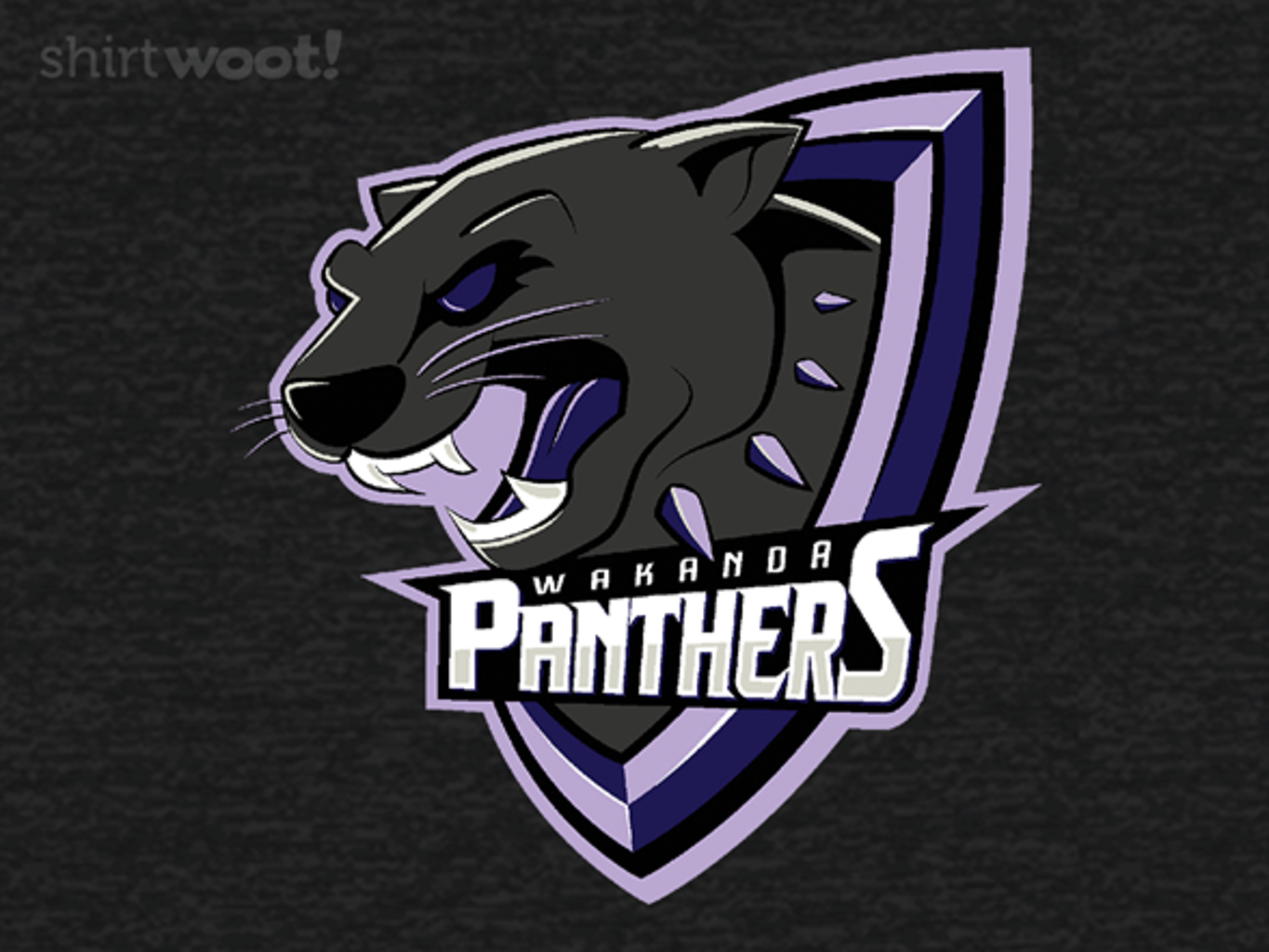 Woot!: Wakanda Panthers