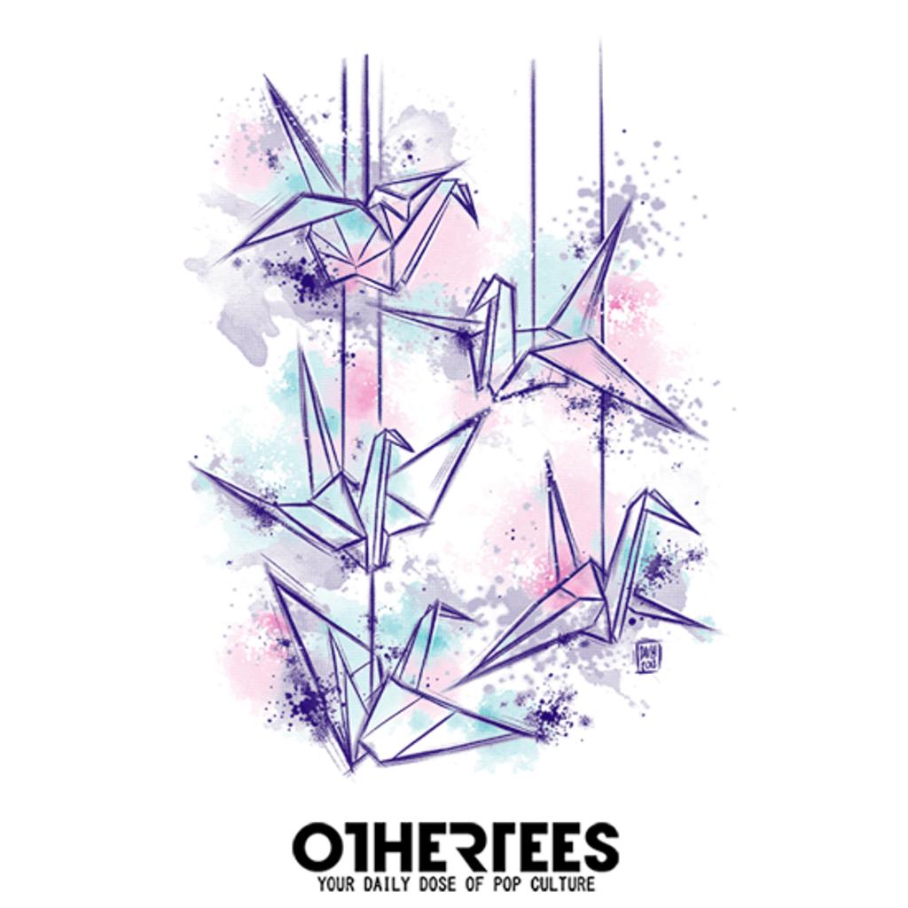 OtherTees: Origami Dream