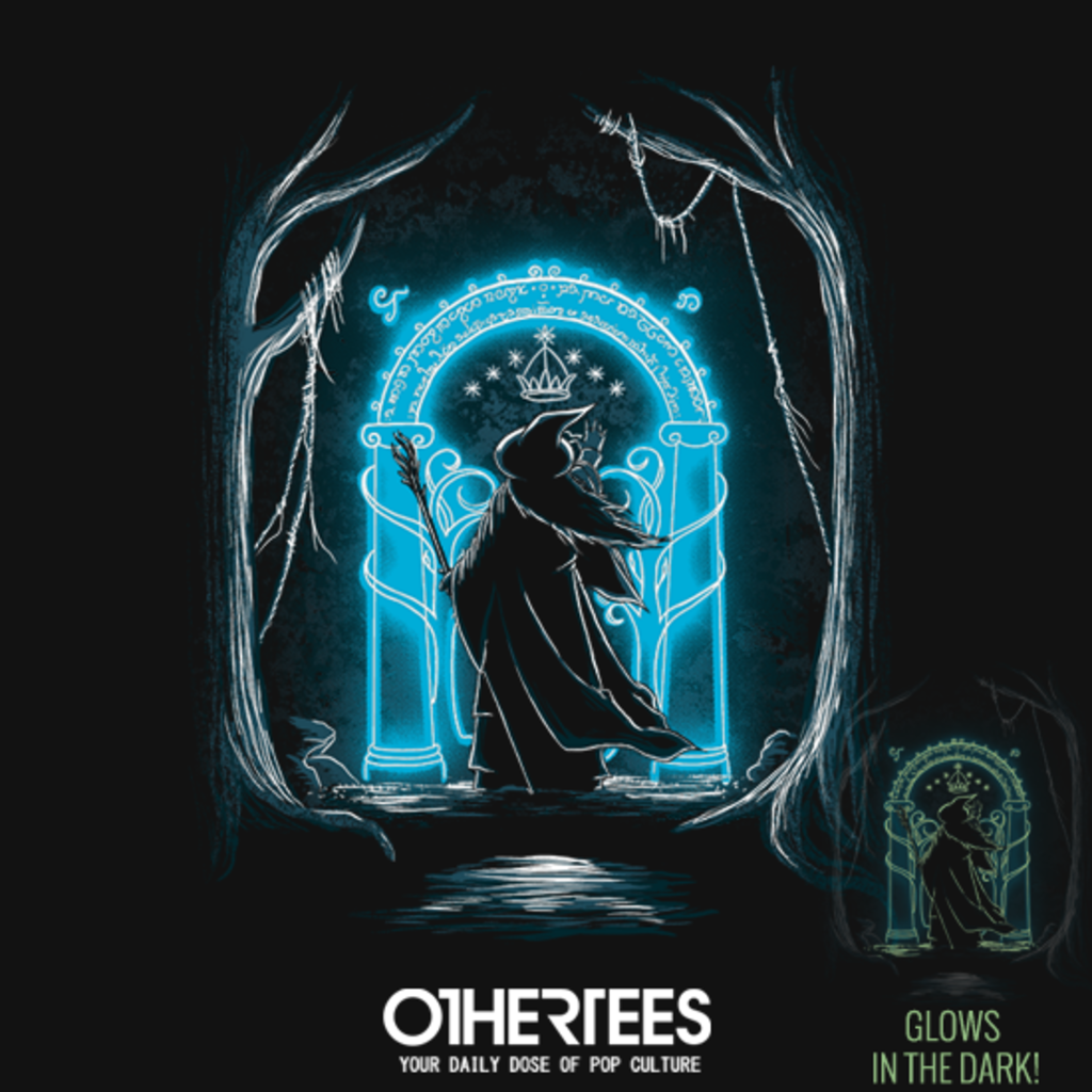 OtherTees: Speak Friend and Enter