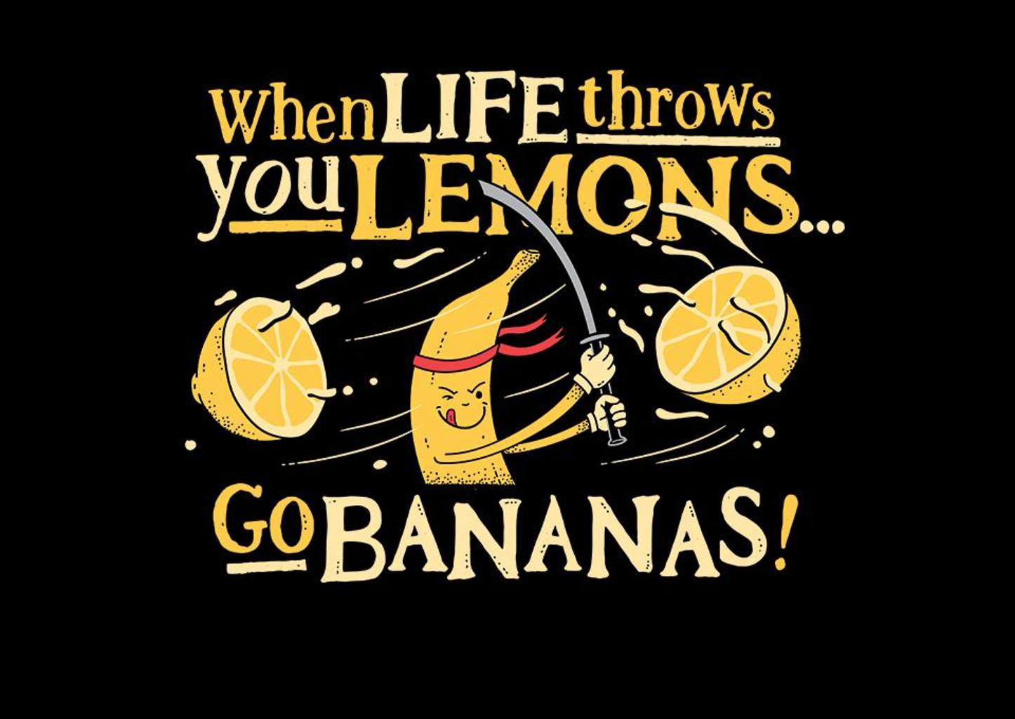 TeeFury: Go Bananas