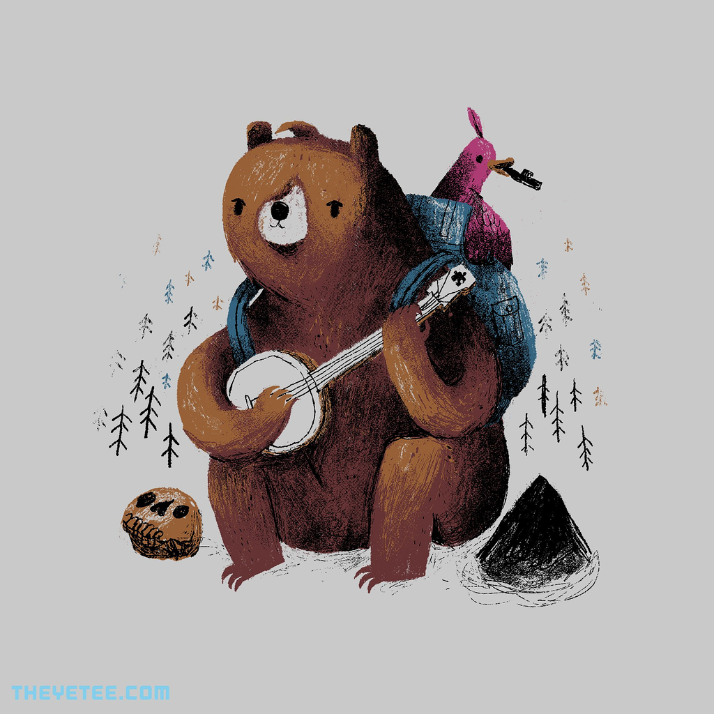 The Yetee: putting the band back together