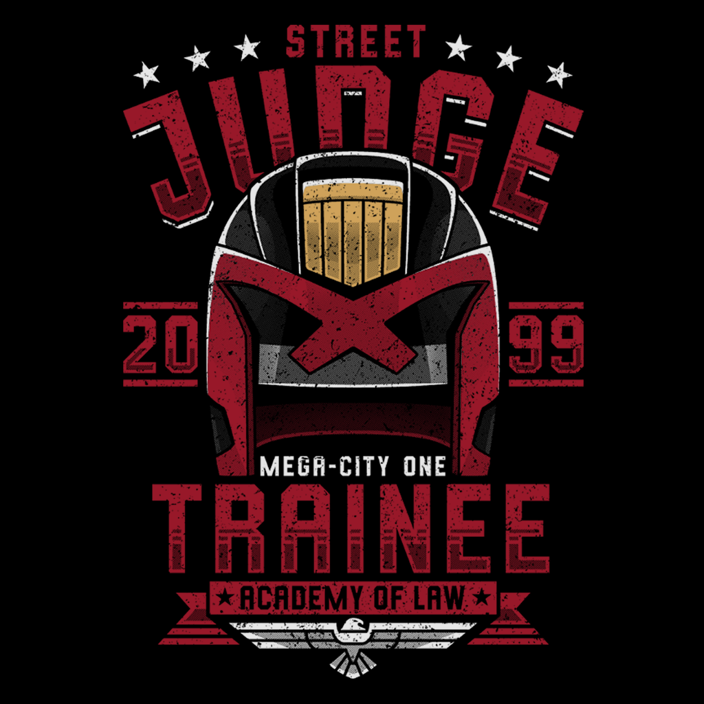 Pop-Up Tee: Street Judge