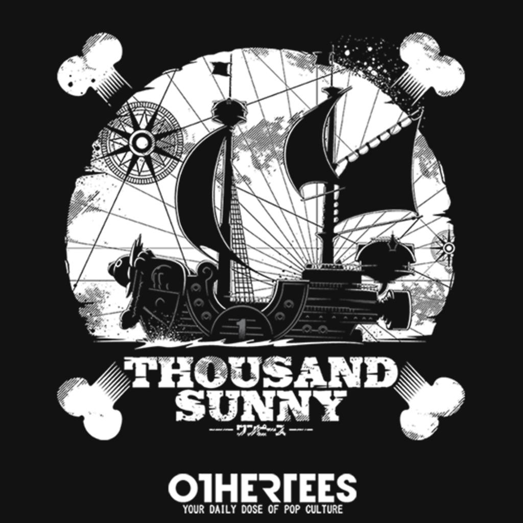 OtherTees: Thousand Sunny