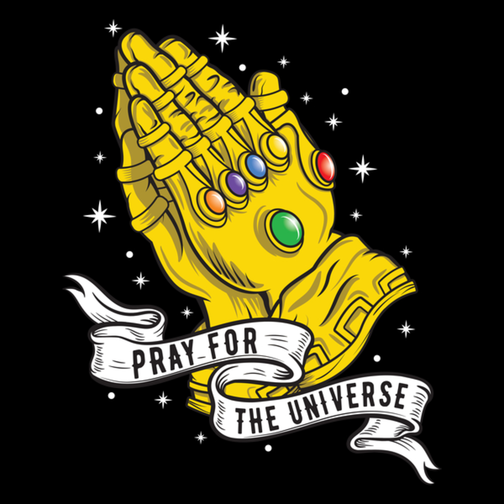 NeatoShop: Infinity Prayer