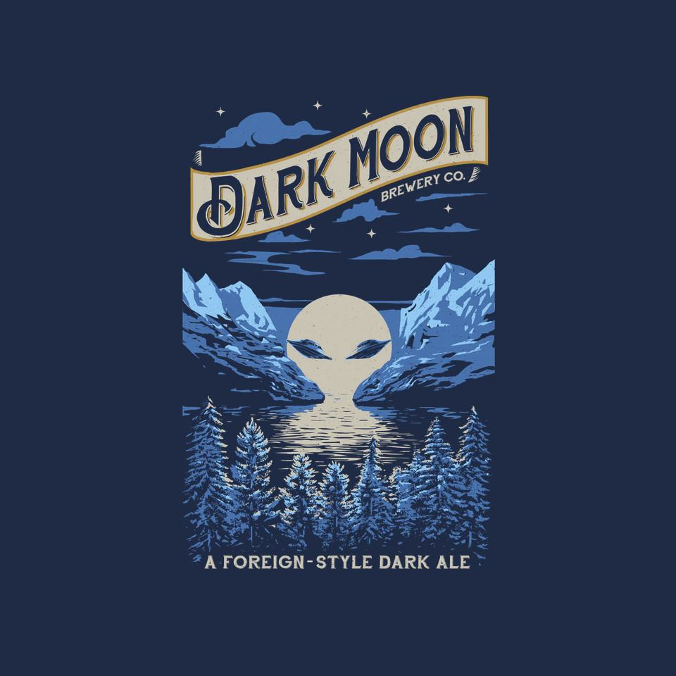 TeeFury: Dark Moon