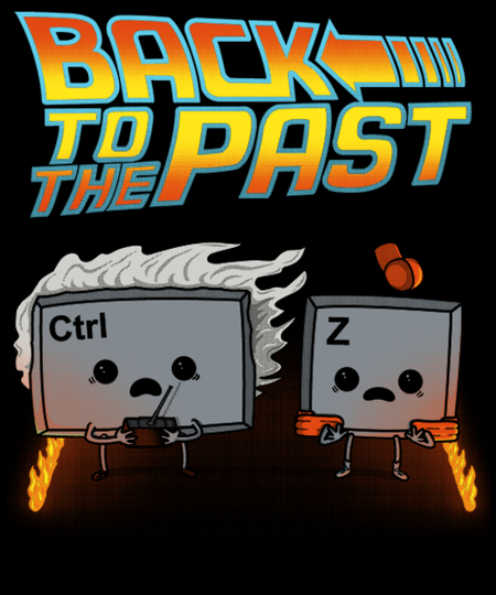 Qwertee: Back To The Past!